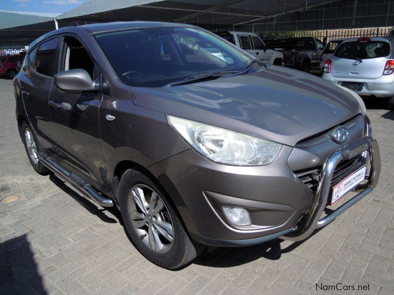 Used Hyundai Ix35 2 0 2012 Ix35 2 0 For Sale Windhoek