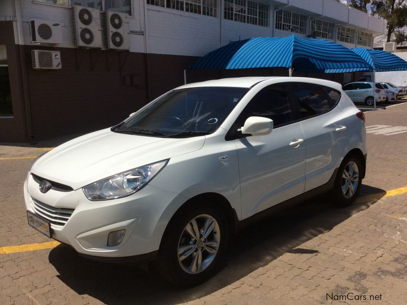 Used hyundai ix35 for sale autotrader autos post - Second hand hyundai coupe for sale ...