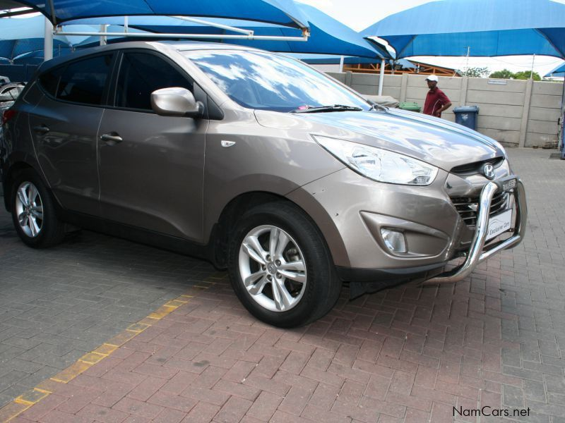used hyundai ix35 2 0 gl premium manual 2012 ix35 2 0. Black Bedroom Furniture Sets. Home Design Ideas