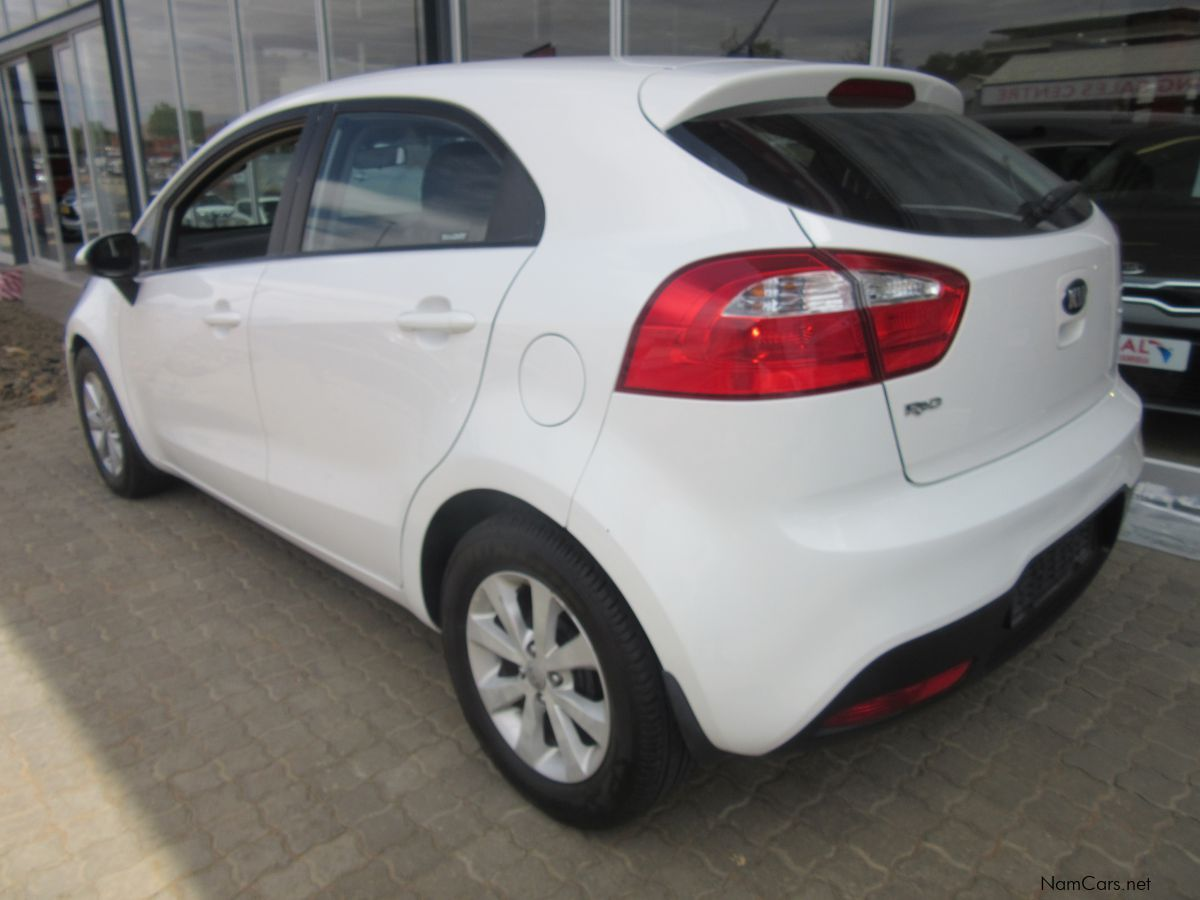 Used Kia Rio 1 4 5dr A T 2012 Rio 1 4 5dr A T For Sale