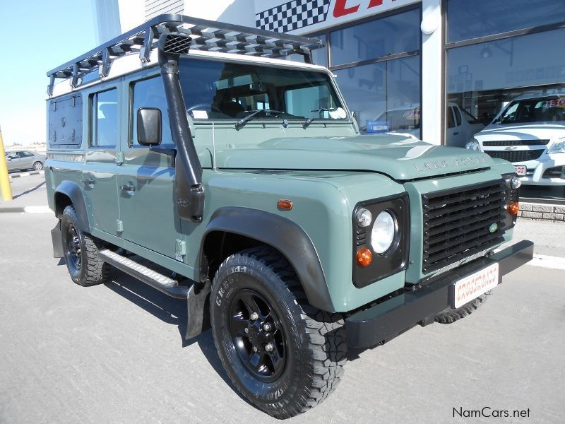 used land rover defender 110 2 2 diesel 4x4 2012. Black Bedroom Furniture Sets. Home Design Ideas