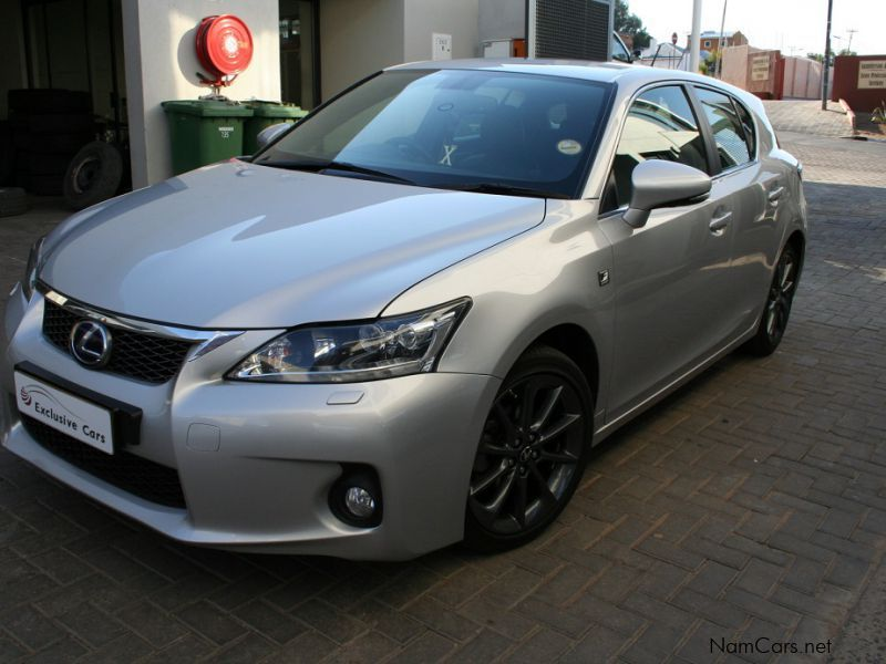 used lexus ct 200h f sport 5 door automatic 2012 ct 200h f sport 5 door automatic for sale. Black Bedroom Furniture Sets. Home Design Ideas