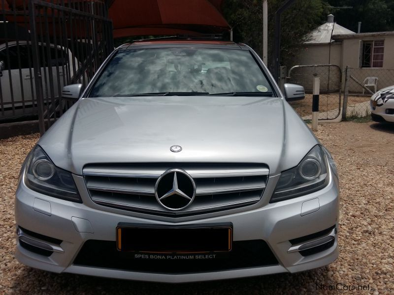 used mercedes benz c 200 amg pack 2012 c 200 amg pack for sale windhoek mercedes benz c 200. Black Bedroom Furniture Sets. Home Design Ideas