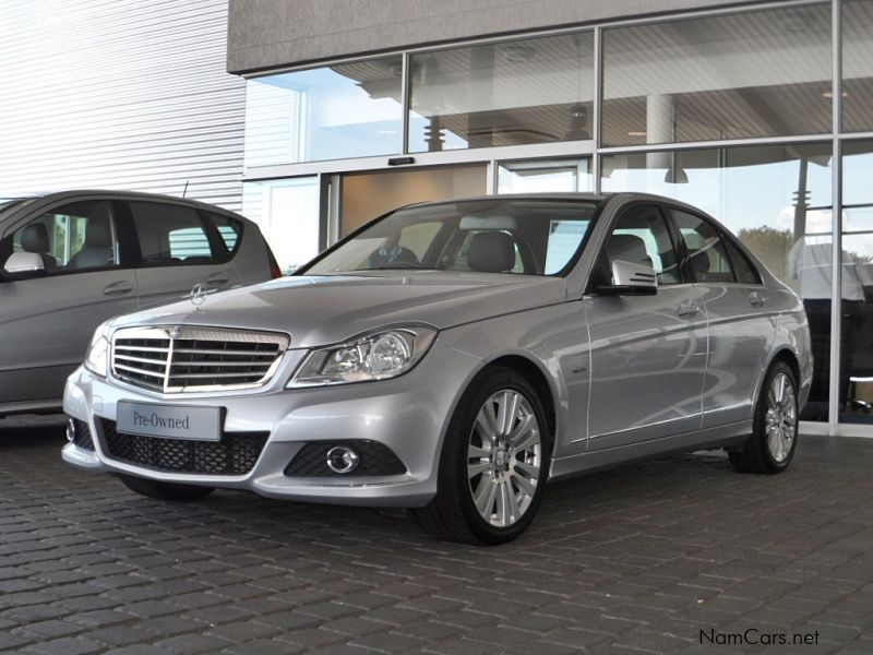 Used mercedes benz c180 elegance 2012 c180 elegance for for Www mercedes benz used cars