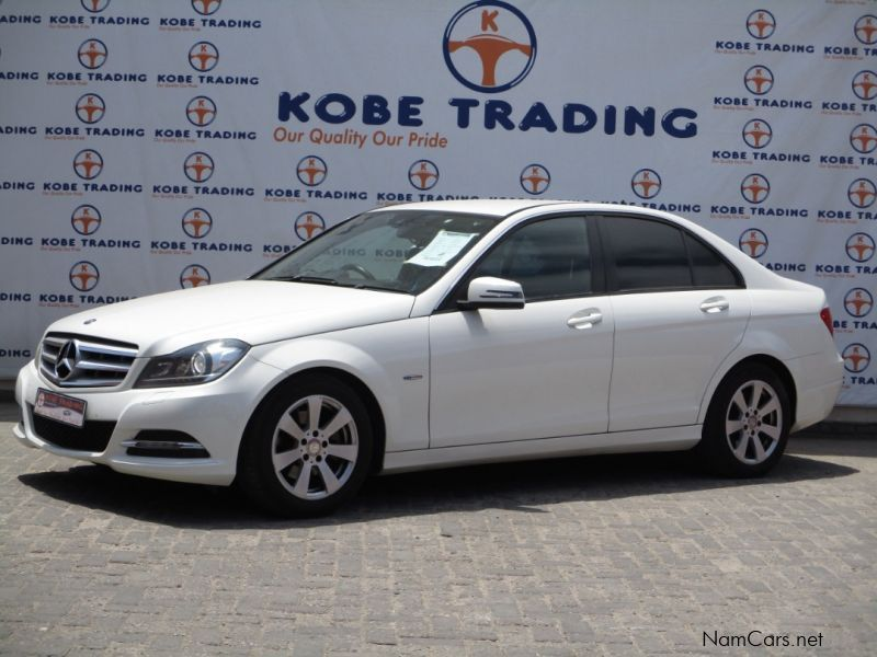 Mercedes-Benz C200 BLUE EFFICIENCY in Namibia