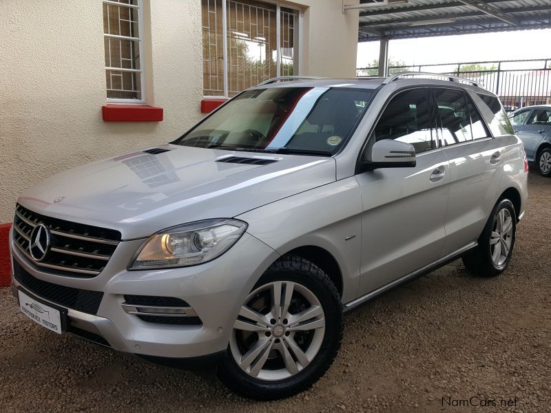 Used mercedes benz ml 350 a t 4matic 2012 ml 350 a t for Mercedes benz ml used
