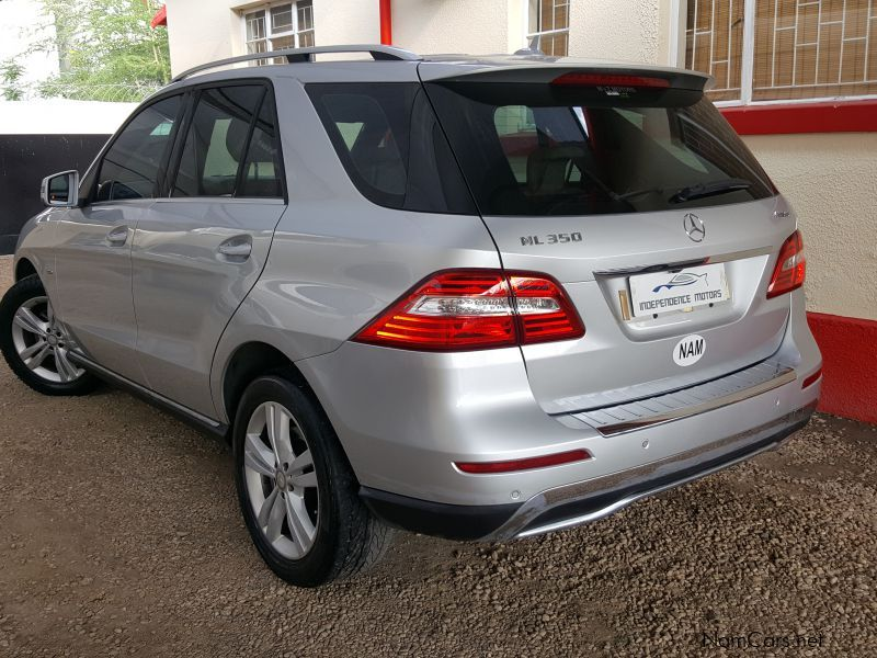 Used Mercedes Benz Ml 350 A T 4matic 2012 Ml 350 A T
