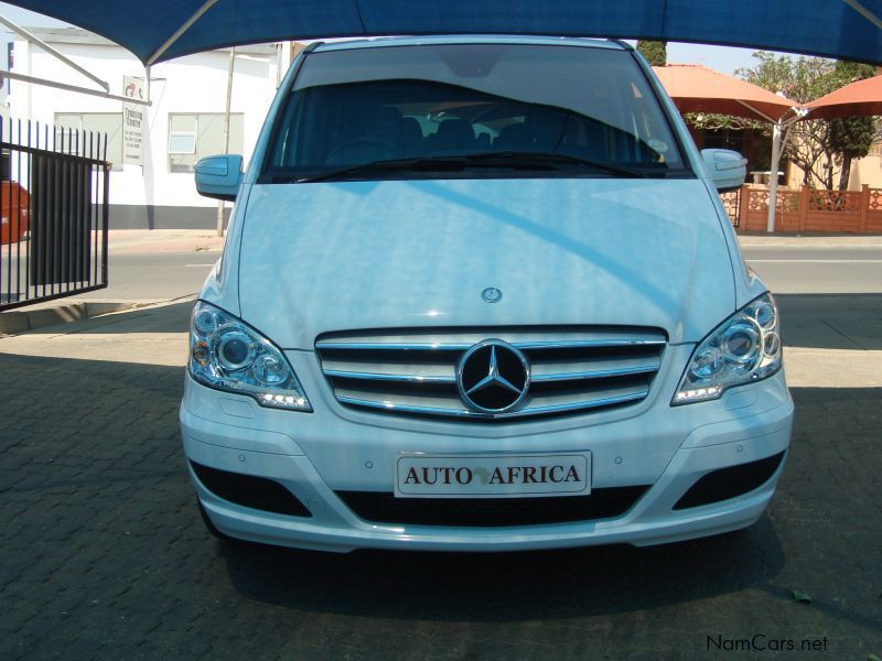 used mercedes benz viano cdi 3 0 v6 2012 viano cdi 3 0. Black Bedroom Furniture Sets. Home Design Ideas