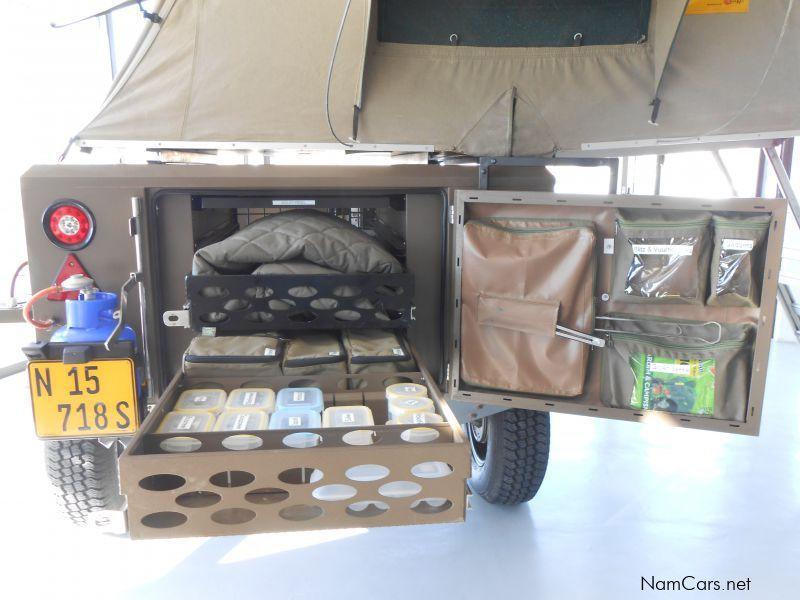 Innovative Conqueror Supra Ii Safari Trailer  Boksburg  Caravans And Campers