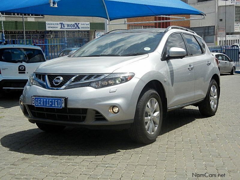 used nissan murano 2012 murano for sale windhoek nissan murano. Black Bedroom Furniture Sets. Home Design Ideas