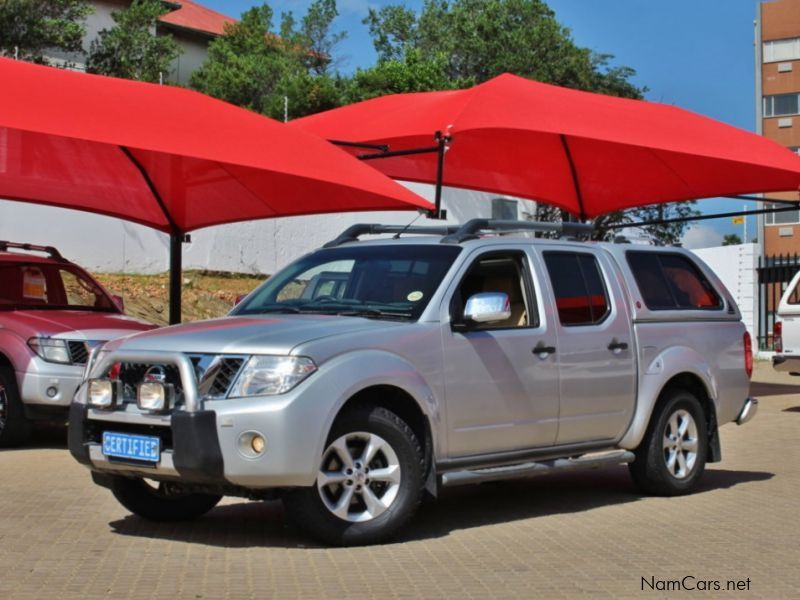Nissan Navara LEin Namibia ... & Used Nissan Navara LE | 2012 Navara LE for sale | Windhoek Nissan ...
