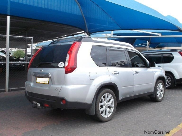 Used Nissan X Trail 2 0 Dci Le A T 2012 X Trail 2 0 Dci Le A T For Sale Windhoek Nissan X