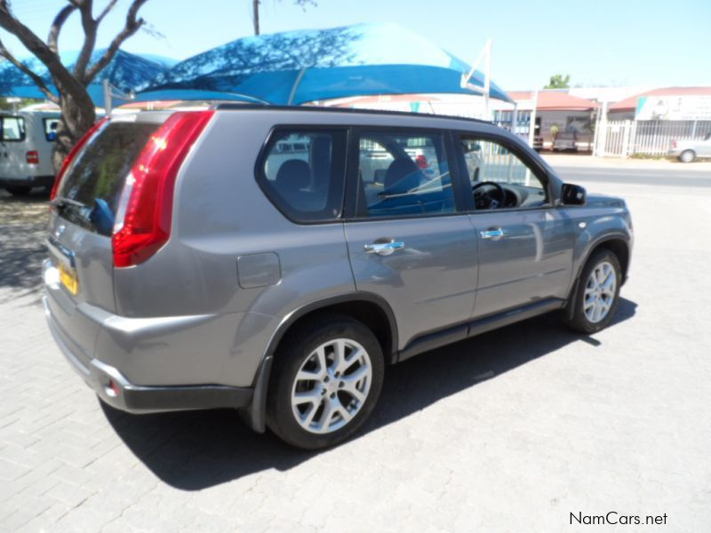 used nissan x trail 2012 x trail for sale windhoek nissan x trail sales. Black Bedroom Furniture Sets. Home Design Ideas