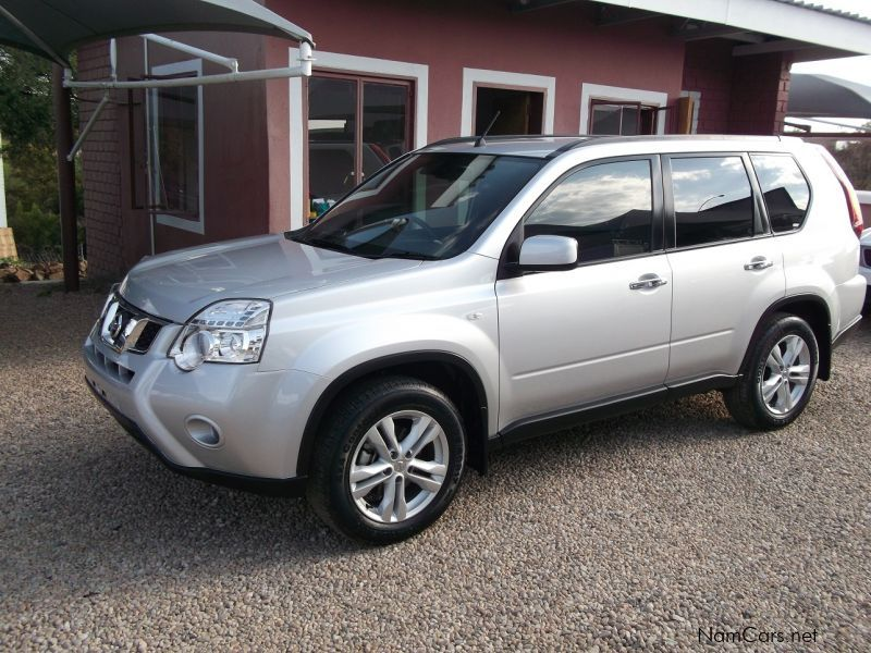 used nissan x trail 2 5 4x4 2012 x trail 2 5 4x4 for sale windhoek nissan x trail 2 5 4x4. Black Bedroom Furniture Sets. Home Design Ideas