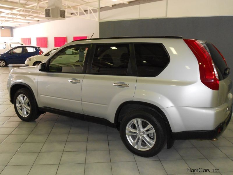 Used Nissan X Trail 2 5 4x4 2012 X Trail 2 5 4x4 For