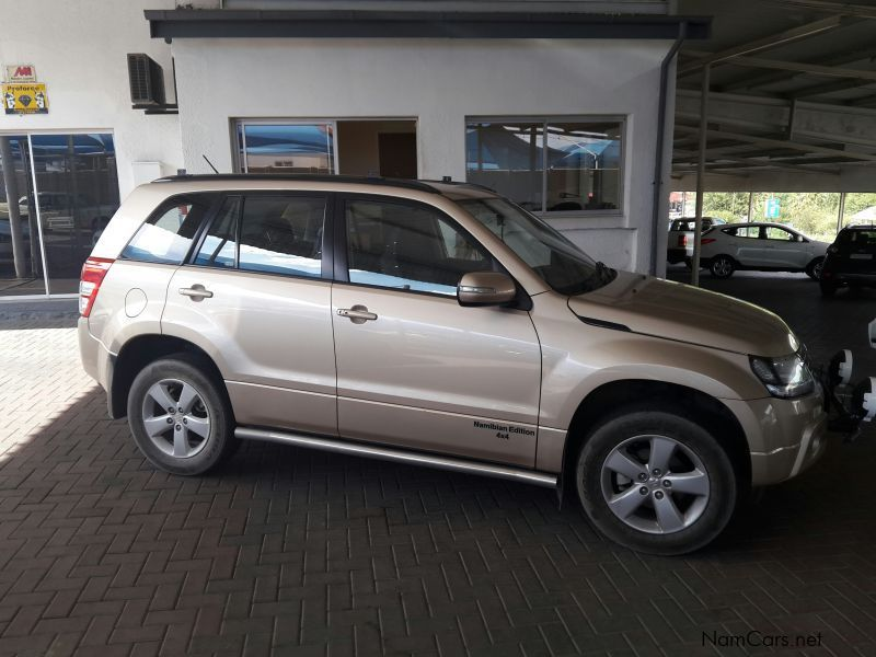 Used Suzuki Grand Vitara A/T 4x4 | 2012 Grand Vitara A/T 4x4 for sale | Windhoek Suzuki Grand ...