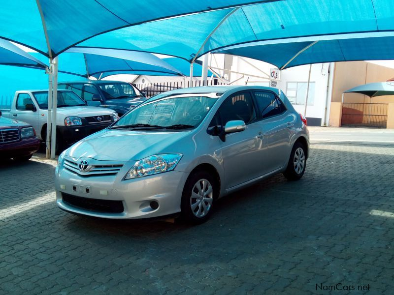 used toyota auris 1 6 xi 2012 auris 1 6 xi for sale windhoek toyota auris 1 6 xi sales. Black Bedroom Furniture Sets. Home Design Ideas