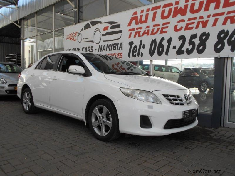 Used Toyota Corolla 2 0d Advanced