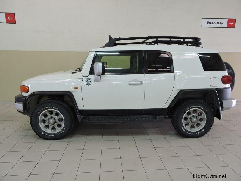 Used 2014 Jeep Grand Cherokee >> Used Toyota FJ CRUISER 4.0 V6 4X4 | 2012 FJ CRUISER 4.0 V6 4X4 for sale | Walvis Bay Toyota FJ ...