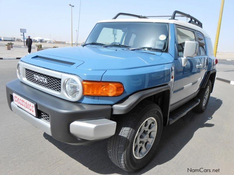 Used Toyota Fj Cruiser 4 0 V6 4x4 2012 Fj Cruiser 4 0 V6