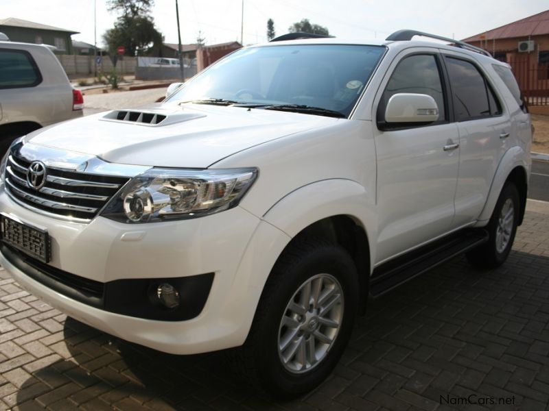 Used Toyota Fortuner 3 0 D4d 2x4 Manual 2012 Fortuner 3 0 D4d 2x4 Manual For Sale Windhoek