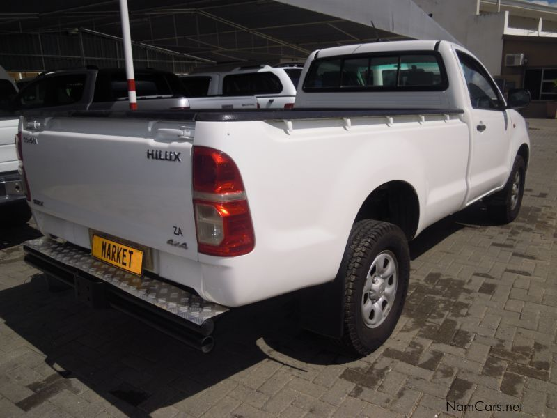 used toyota hilux 2 5 d4d s cab 4x4 2012 hilux 2 5 d4d s cab 4x4 for sale windhoek toyota. Black Bedroom Furniture Sets. Home Design Ideas