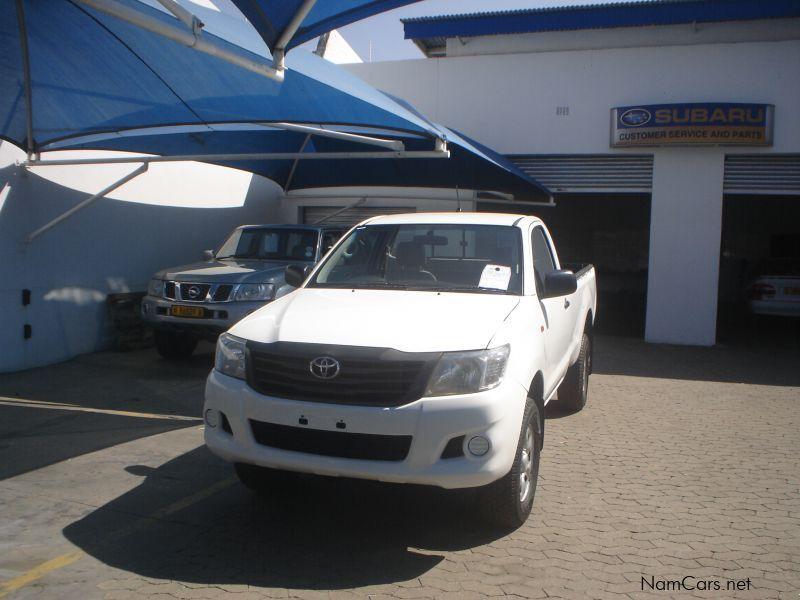 Used Toyota Hi Lux 2.5 D SRX S/C | 2012 Hi Lux 2.5 D SRX S ...