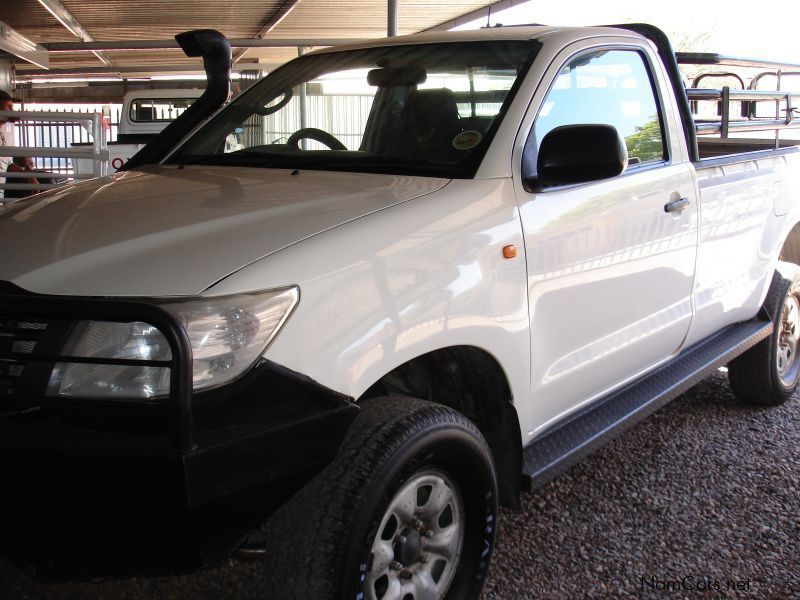 Used Toyota Hilux 2.5 4x4 | 2012 Hilux 2.5 4x4 for sale ...