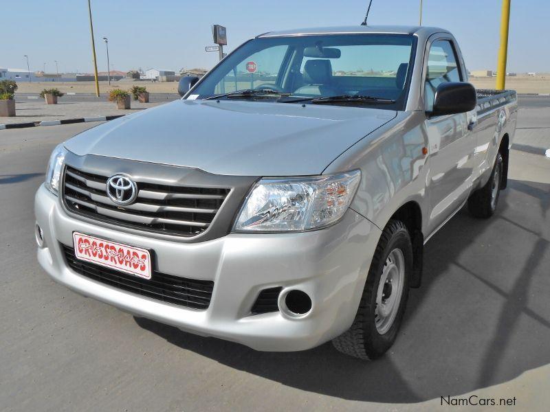 Used Toyota Hilux 2.5 D4D S/C LWB | 2012 Hilux 2.5 D4D S/C ...