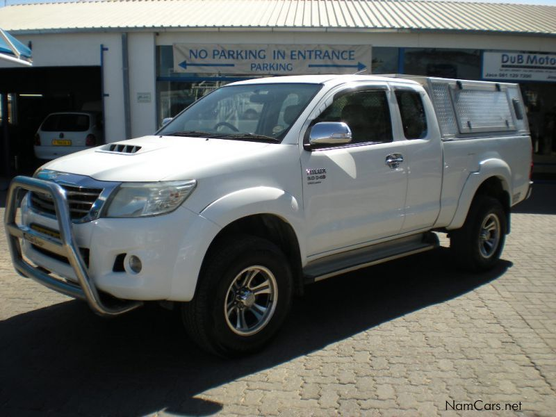 used toyota hilux 3 0 d4d 4x4 smartcab vigo 2012 hilux 3 0 d4d 4x4 smartcab vigo for sale. Black Bedroom Furniture Sets. Home Design Ideas