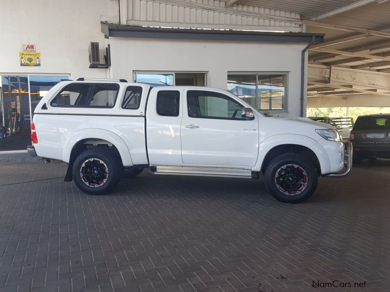 used toyota hilux xtra cab 3 0 d4d 4x4 2012 hilux xtra cab 3 0 d4d 4x4 for sale windhoek. Black Bedroom Furniture Sets. Home Design Ideas