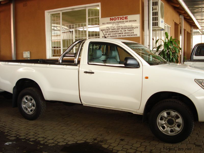 used toyota toyota hilux 2 5 d4d 2012 toyota hilux 2 5 d4d for sale windhoek toyota toyota. Black Bedroom Furniture Sets. Home Design Ideas