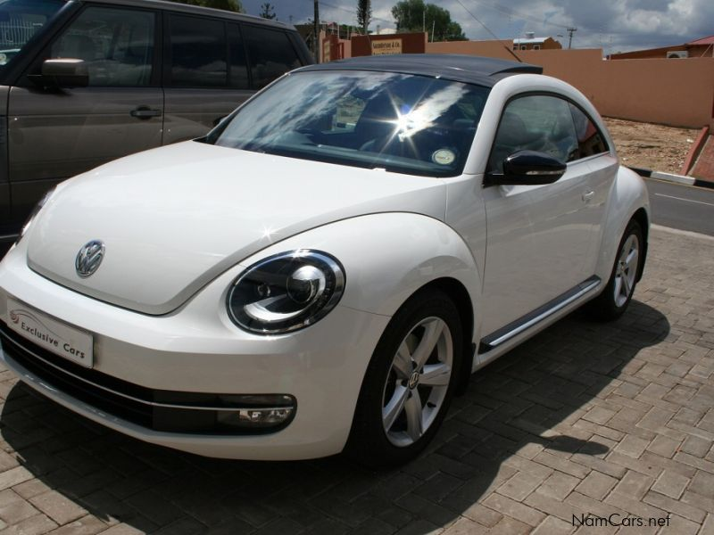 used volkswagen beetle 1 4 tsi sport manual 2012. Black Bedroom Furniture Sets. Home Design Ideas