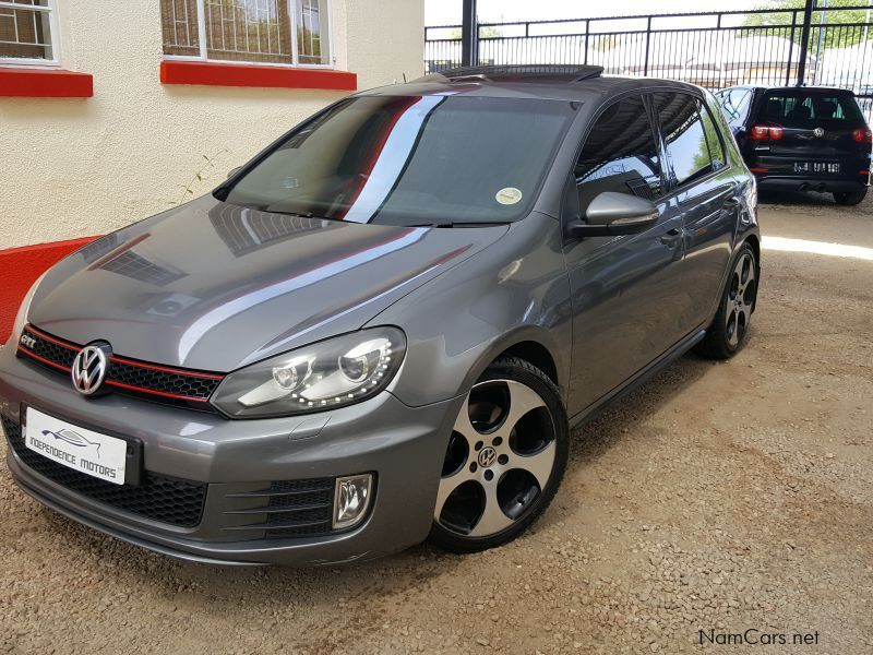 used volkswagen golf 6 gti dsg 2012 golf 6 gti dsg for. Black Bedroom Furniture Sets. Home Design Ideas