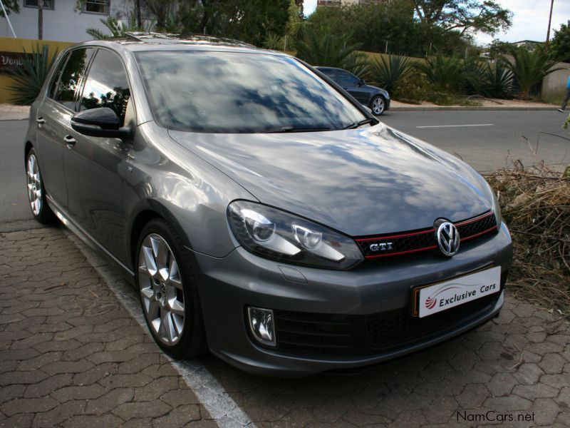 used volkswagen golf 6 gti 2 0 tsi dsg local 35 edition. Black Bedroom Furniture Sets. Home Design Ideas