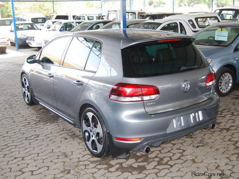 Used Volkswagen Golf 6 GTI DSG | 2012 Golf 6 GTI DSG for sale | Windhoek Volkswagen Golf 6 GTI ...
