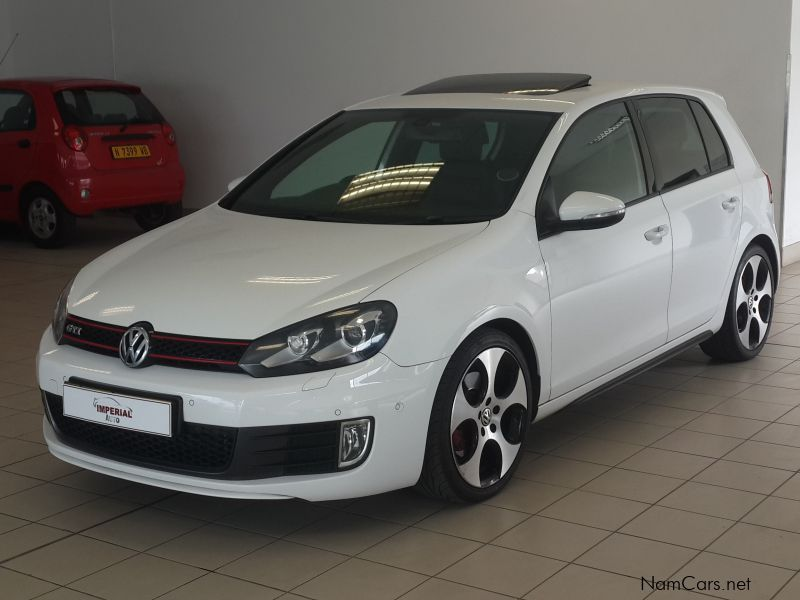 used volkswagen golf vi gti 2012 golf vi gti for sale walvis bay volkswagen golf vi gti. Black Bedroom Furniture Sets. Home Design Ideas