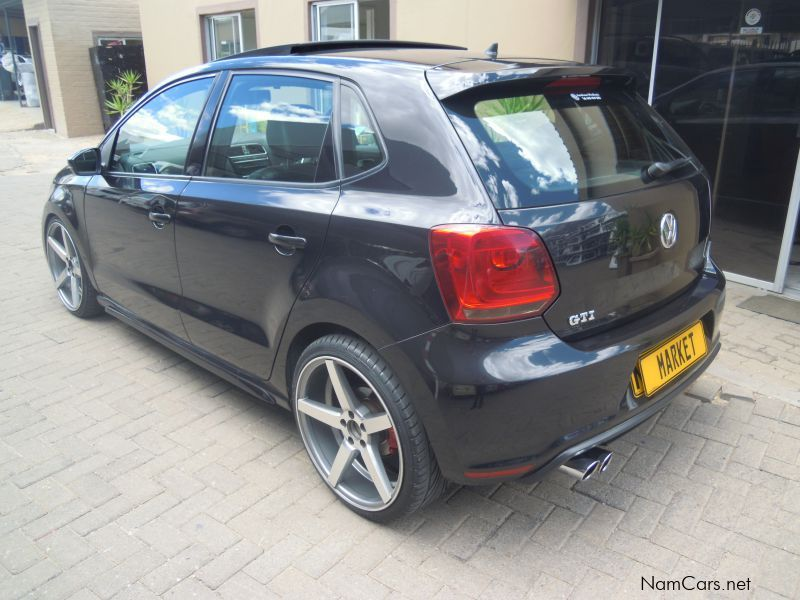 used volkswagen polo gti dsg 1 4 turbo 132kw 2012 polo gti dsg 1 4 turbo 132kw for sale. Black Bedroom Furniture Sets. Home Design Ideas