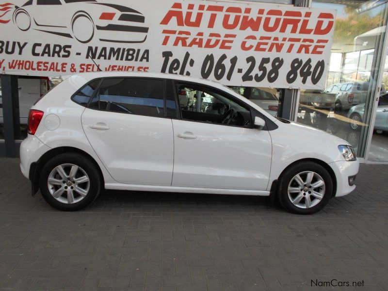 used volkswagen polo 1 4 comfortline 5dr 2012 polo 1 4. Black Bedroom Furniture Sets. Home Design Ideas