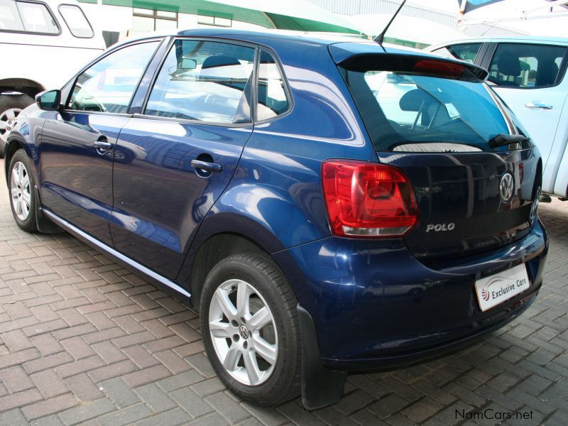 used volkswagen polo 1 4 comfortline manual 2012 polo 1. Black Bedroom Furniture Sets. Home Design Ideas