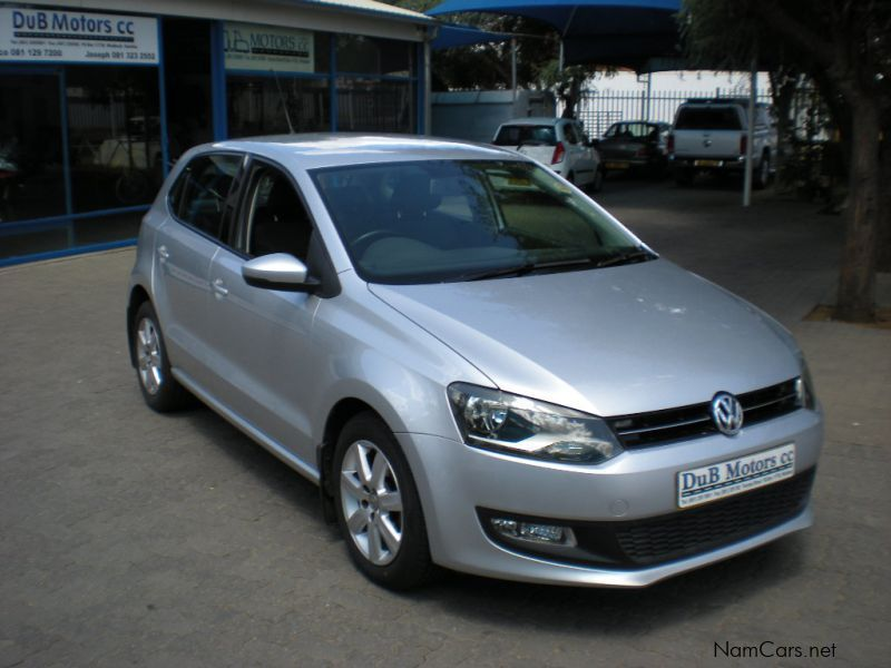 used volkswagen polo comfortline 5 dr 2012 polo 1. Black Bedroom Furniture Sets. Home Design Ideas