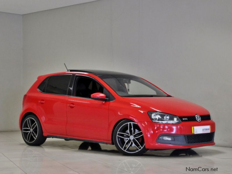 Used Volkswagen Polo GTI | 2012 Polo GTI for sale | Windhoek Volkswagen Polo GTI sales ...