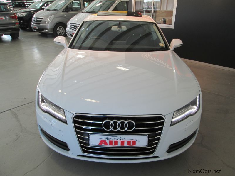 used audi a7 3 0 tdi quattro s tronic 180kw 2013 a7 3 0. Black Bedroom Furniture Sets. Home Design Ideas