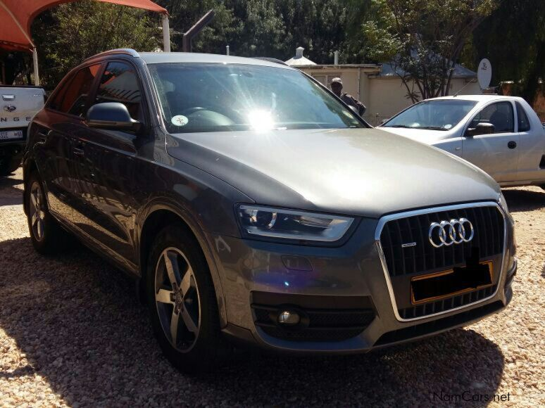 used audi q3 2013 q3 for sale windhoek audi q3 sales audi q3 price n 330 000 used cars. Black Bedroom Furniture Sets. Home Design Ideas