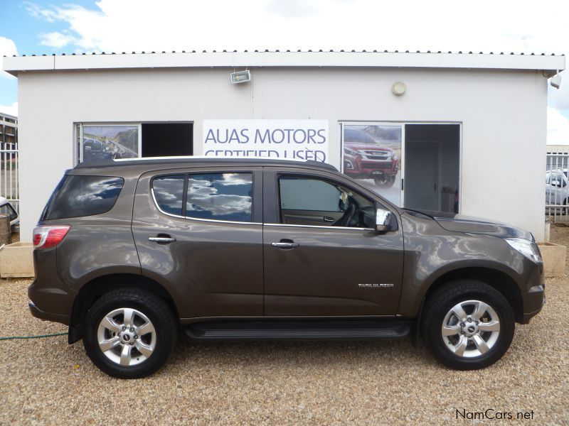 Used Chevrolet Trailblazer 3 6V6 VVT