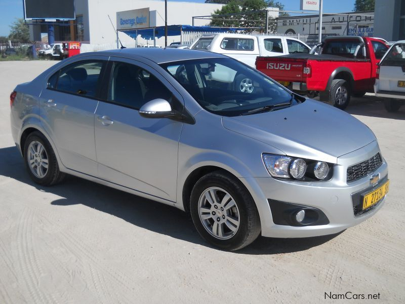 Chevrolet sonic 1.6LS in Namibia