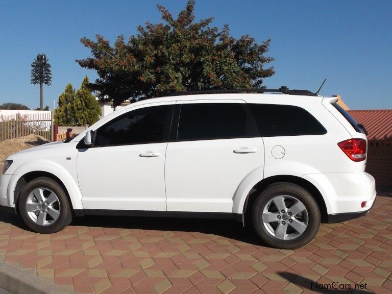 Used Dodge Journey 3 6 V6 Sxt 7 Seater 2013 Journey 3