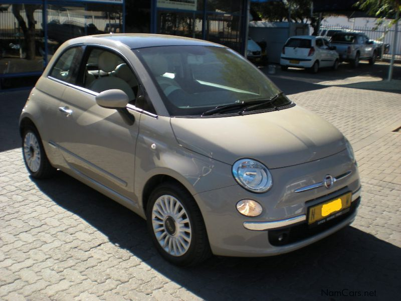 used fiat 500 1 2 lounge 2013 500 1 2 lounge for sale windhoek fiat 500 1 2 lounge sales. Black Bedroom Furniture Sets. Home Design Ideas