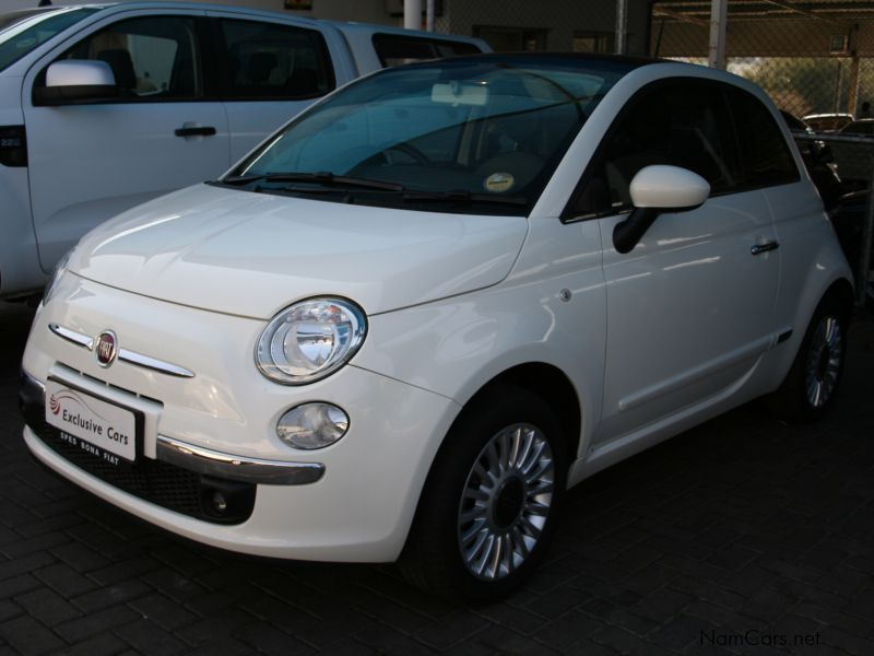 used fiat 500 1 4 lounge manual sunroof 2013 500 1 4 lounge manual sunroof for sale windhoek. Black Bedroom Furniture Sets. Home Design Ideas