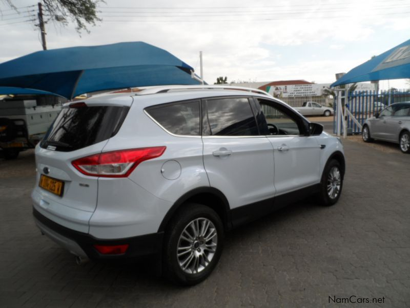 used ford kuga 2 0 tdci trend auto awd 2013 kuga 2 0. Black Bedroom Furniture Sets. Home Design Ideas